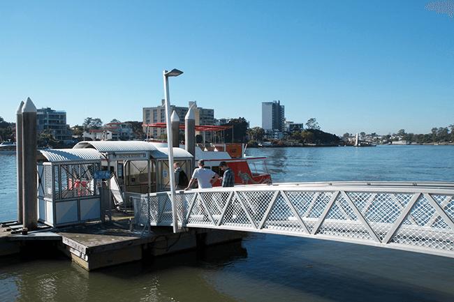 Dockside Ferry